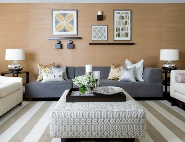 18 Decorative Serving Tray Ideas For Chic Living Room