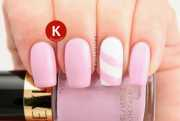 soft pastel nails cute chic