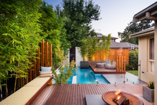 20 Landscaping Deck Design Ideas for Small Backyards