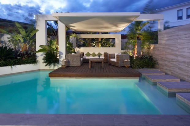 Pool Area 20 Outstanding Gazebo Design Ideas for Relaxing in Style  Style Motivation