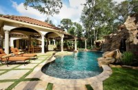 Landscaping Backyard Oasis- 18 Pool Design Ideas in ...