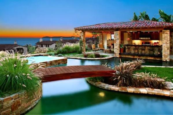 landscaping backyard oasis- 18