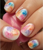 abstract nail art ideas- 20 creative