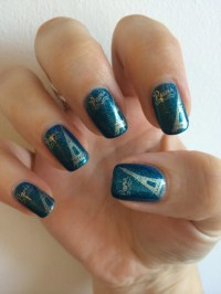 Amazing Nail Art Ideas Inspired by Europe - Style Motivation