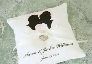 ring pillow bearer archives style