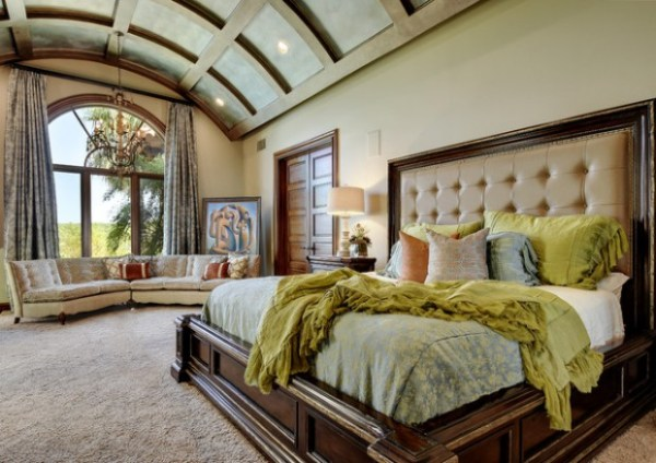 mediterranean bedroom design 23 Inspiring Mediterranean Decorating Ideas for Bedrooms - Style Motivation
