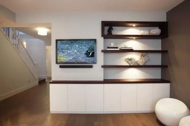 ceiling light fixtures for living room corner fireplace setup 17 contemporary drywall shelves ideas - style motivation