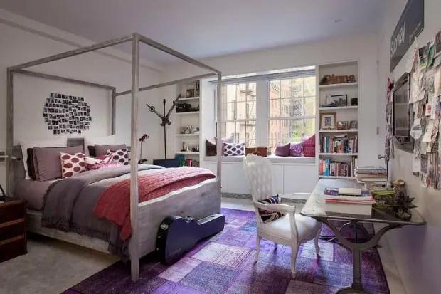 20 Lovely Girl Bedroom Design and Decor Ideas  Style Motivation