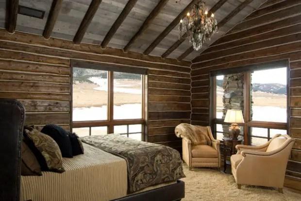 18 Cozy Cabin Bedroom Design Ideas Style Motivation