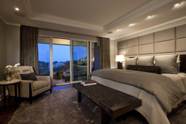 modern master bedroom design 18 Stunning Contemporary Master Bedroom Design Ideas - Style Motivation