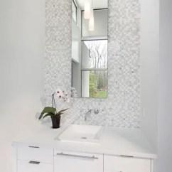 Green Kitchen Backsplash Tables Round 23 Authentic Mosaic Tile Bathroom Ideas - Style Motivation