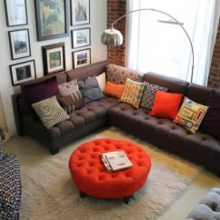 Ottoman Coffee Tables Living Room Rustic Modern Decor 20 Gorgeous Design Ideas With Tufted Table