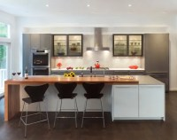 20 Efficient and Gorgeous One-Wall Kitchen Design Ideas ...