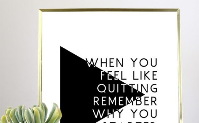 Wall Art Motivational Quotes 15 Creative Diy Ideas