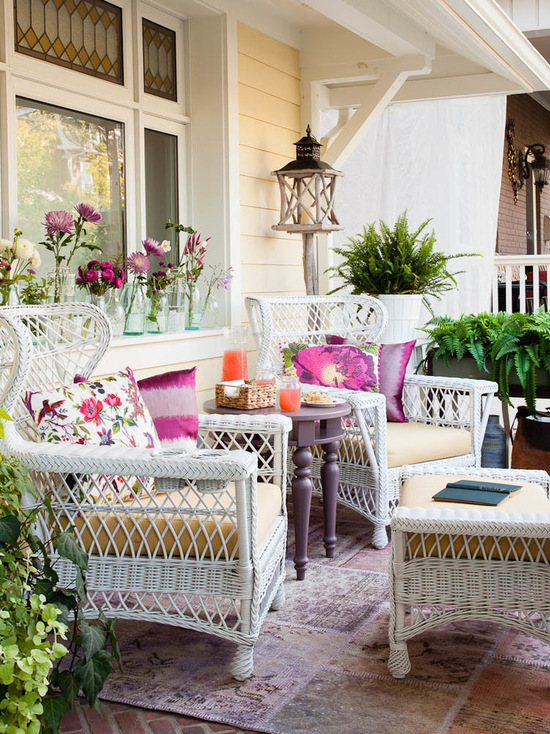 Get Ready For Fall 17 Cozy Front Porch Design And Decor
