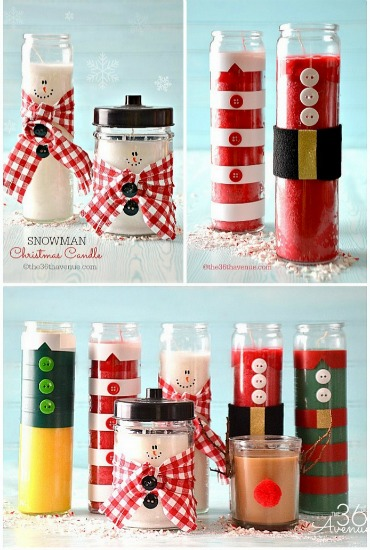 16 Cute and Easy to Make DIY Ideas for Christmas Gifts