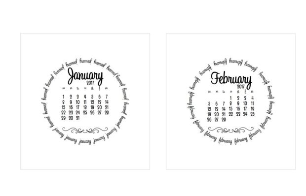 Get Your Life Organized: 15 Great Free Printable Calendars