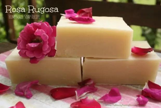 Handmade Cosmetics: 16 Amazing DIY Soap Recipes