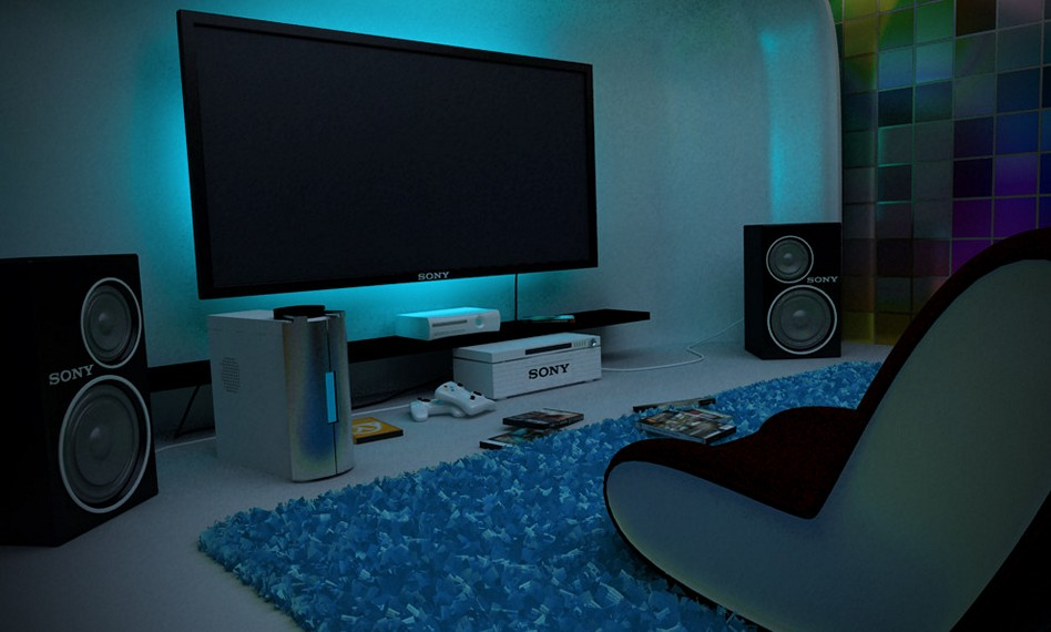 No matter if you're redecorating a child's or a master bedroom, having design ideas are helpful. 15 Awesome Video Game Room Design Ideas You Must See ...