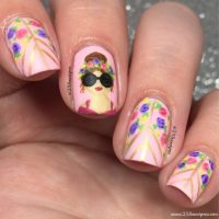 Hippy and Boho Nail Art Ideas for Cute Nails - Style ...