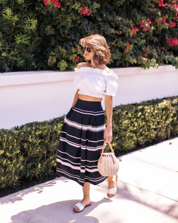 Hottest Trends for Summer 2017: 17 Gorgeous Outfits to Inspire You (Part 1)
