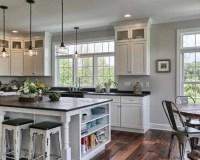 20 Stunning Farmhouse Kitchen Design Ideas - Style Motivation