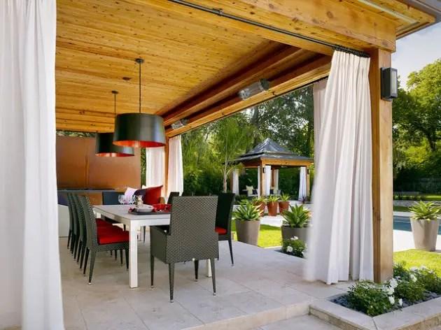 outdoor decor 13 amazing curtain ideas