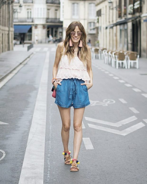 How to Style Shorts This Summer: 15 Casual Outfit Ideas
