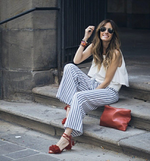 Summer Vibes: 17 Stylish Outfit Ideas to Inspire You (Part 1)