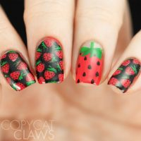 Fruits on Your Nails- Cute Summer Nail Art Ideas - Style ...