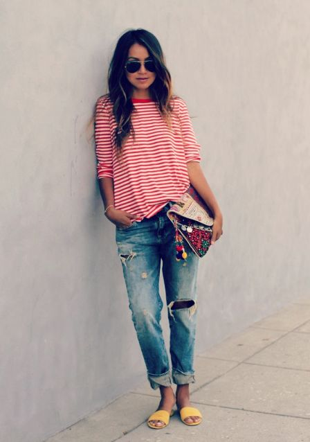 Casual Inspiration For The Perfect Combination