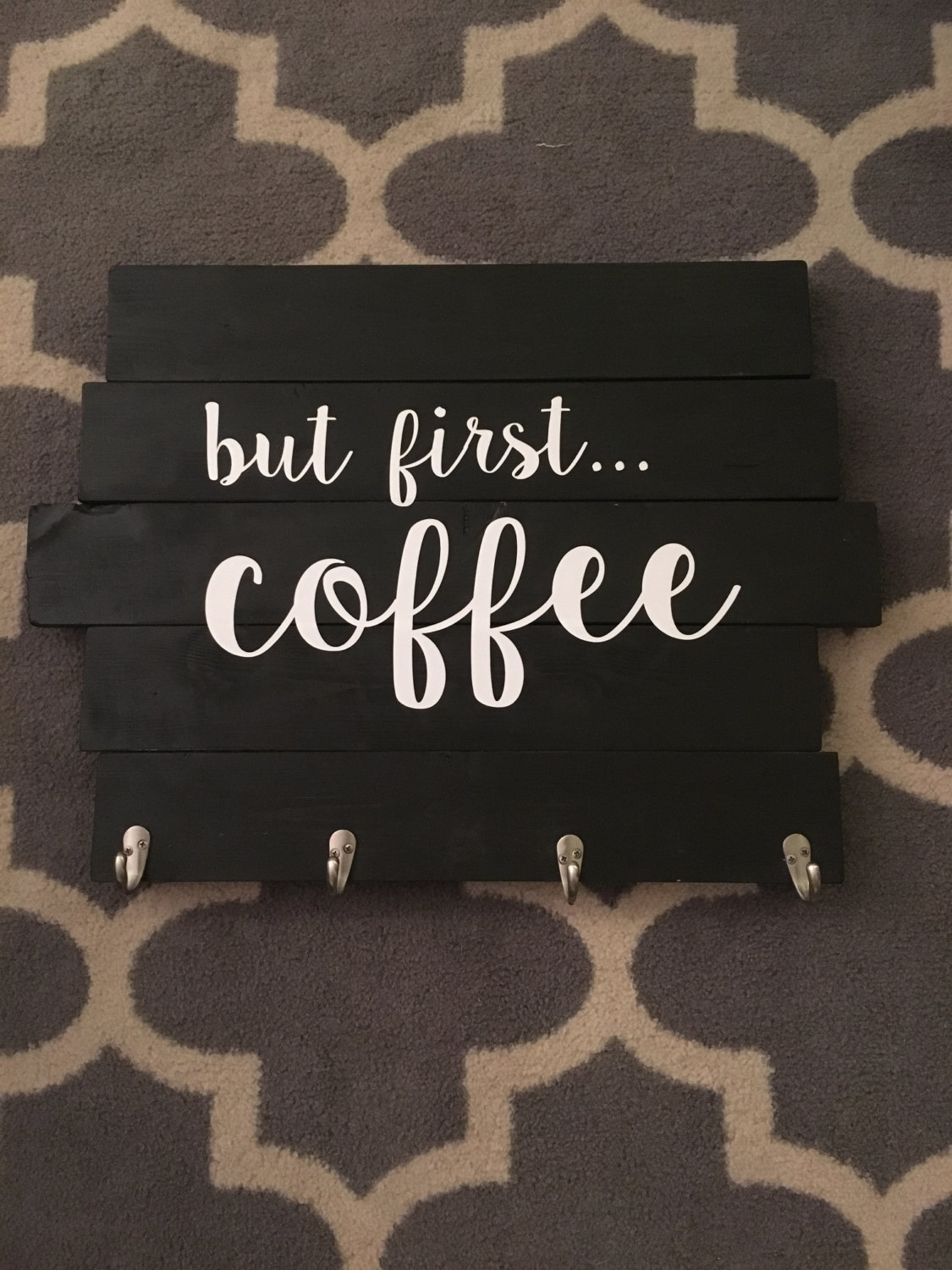 15 Awesome Handmade Coffee Mug Racks For The Coffee Junkies Out There