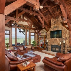 Lake House Living Room Ideas Elegant Furniture Sets 17 Stunning Rustic Interior Designs For Your ...