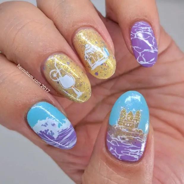 Summer Nails: Hot Beach Nail Art Ideas