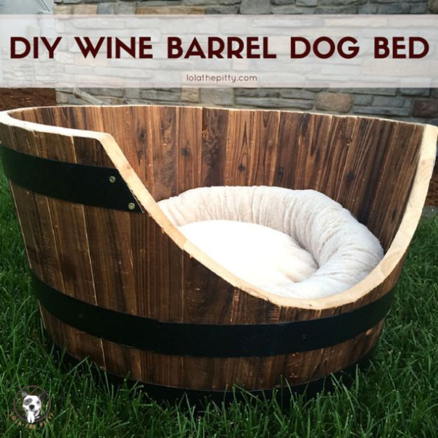 16 Amazing DIY Ideas Made From Repurposed Wine Barrels