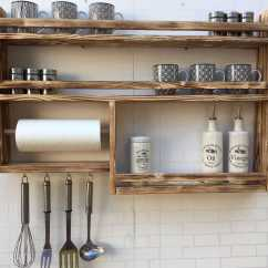 Kitchen Spice Rack Table And Two Chairs 16 Practical Handmade Ideas That Will Help You Organize Your