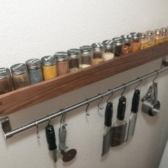 Kitchen Spice Rack Upper Cabinets 16 Practical Handmade Ideas That Will Help You Organize Your