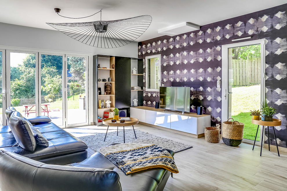 16 Superb Eclectic Living Room Designs That Will Severely Attract You