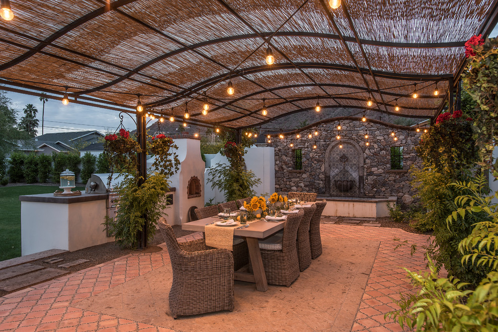 15 Dazzling Mediterranean Patio Designs That Wont Let You