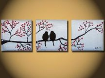 16 Creative DIY Canvas Paintings You Can Easily Add To ...