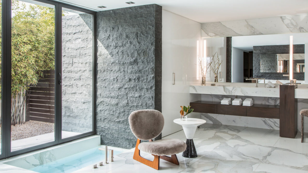 17 Avant Garde Contemporary Bathroom Designs That Will Take