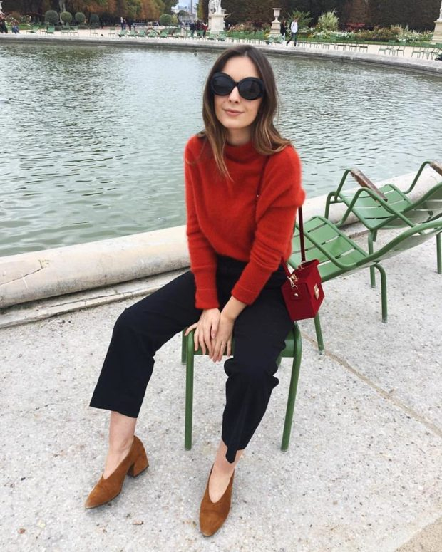 Fall 2017 Pants Trends 15 Stylish Cold Weather Outfits