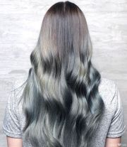 ombre hair color trends