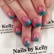 sweet cotton candy nail colors