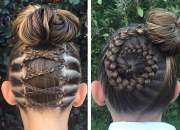 easy and cute braided hairstyles
