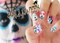 Halloween Nail Art Ideas - Style & Designs