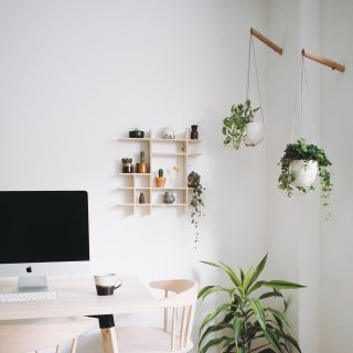 Restyle of my workspace