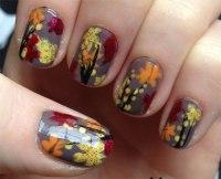 Autumn Inspired Nails 4 (via girlshue )