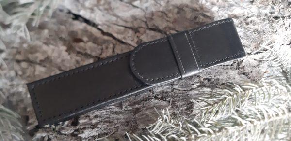 pochette cuir pour stylo bois