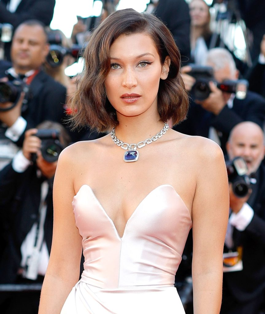 Bella Hadid at 2017 Cannes Film Festival